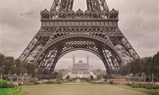Confira A Mais Bela Das Cidades Há 100 Anos Atrás: Paris!