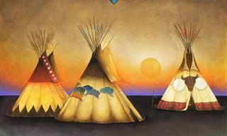 Conheça A Bela Arte Nativa de Micqaela Jones