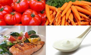 12 Super Alimentos Bons Para a Pele Para Evitar Rugas