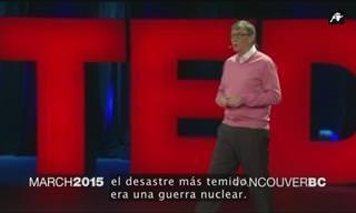 Bill Gates alertou sobre a pandemia há alguns anos