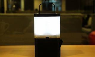 Adolescentes Iventam Brilhante Lâmpada de Baixo Custo