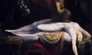 As telas mais amedrontadoras da pintura clássica