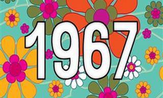 Sucessos: As Músicas Mais Tocadas no Brasil em 1967