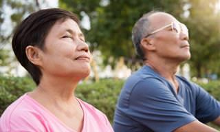 Aprenda a Respirar Profundamente e Melhore a Sua Saúde
