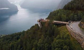 A vida na Noruega em 14 belas imagens