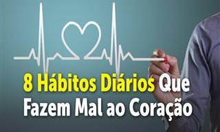 Cuidado: Esses Hábitos Afetam a Saúde do Seu Coração