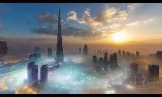 Em 3 Minutos, Você Verá Dubai Em Seu Esplendor!