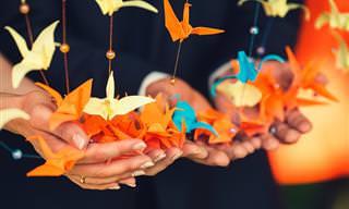 5 Fatos Interessantes Que Você Não Sabia Sobre Origami