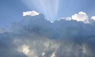 Piada Hilária: Uma Conversinha Com Deus...