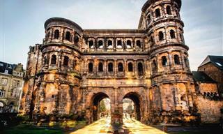 A Impressionante Trier, Uma Das Cidades Mais Antigas do Mundo!