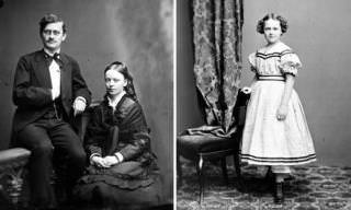 100 Anos fazem uma grande diferença na aparência!