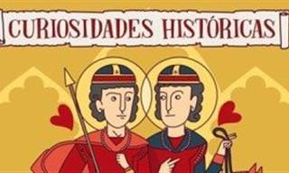 10 Surpreendentes fatos históricos pouco conhecidos