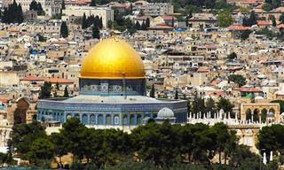 Vamos fazer um incrível passeio por Jerusalém?