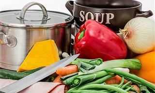 Um Menu Adequado Para os 3 Tipos de Dieta Ayurvédica