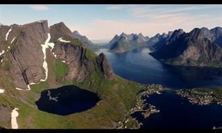 Encante-se Com As Paisagens da Suécia e Noruega!