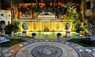 A Luxuosa Casa de Gianni Versace em Miami