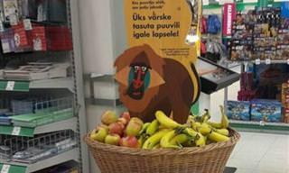 Supermercados em diferentes países podem ser FASCINANTES