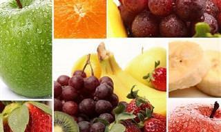 Interativo: As Melhores Receitas Com Frutas do TudoPorEmail