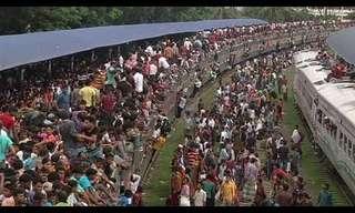 A Volta Para Casa... Em Bangladesh