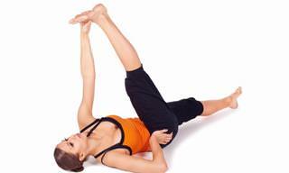 Dores on joelho? Aqui estão 6 exercícios que você pode fazer!