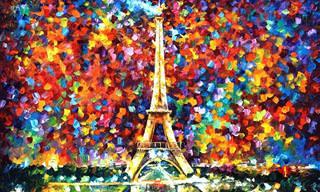 Conheça a Arte do Pintor Impressionista Leonid Afremov