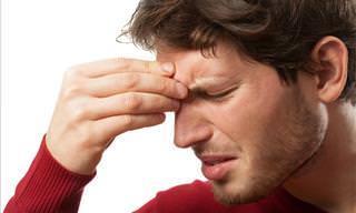 Sinais Indicadores de Alergia
