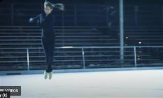 Veja a perícia e talento desses patinadores no gelo