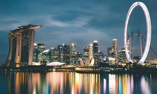 Incríveis Imagens da Belíssima Singapura