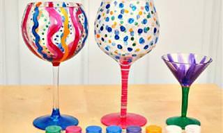 Crie Arte Com As Crianças e Renove a Sua Casa!