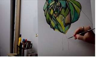 Arte Feita a Quatro Mãos