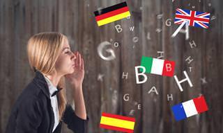 Os Dez Idiomas Mais Difíceis de Aprender