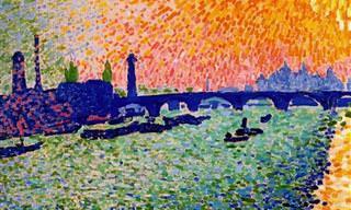 Mergulhe nas Obras do Fauvista André Derain