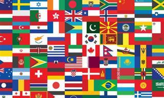 Teste: O Que Você Sabe Sobre Bandeiras Nacionais?