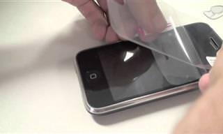 Dica Rápida: Como aplicar película de proteção no celular!