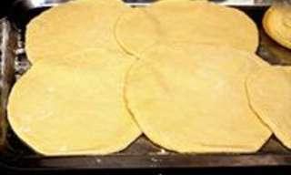 Deliciosa Pita (Pão Sírio) Feita em Casa