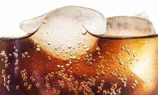Após 1 copo de refrigerante de cola, isso é o que acontece com você...