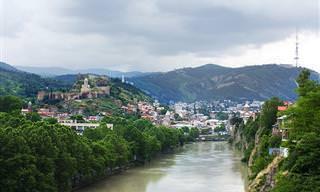 Uma viagem pela região multicultural do Cáucaso