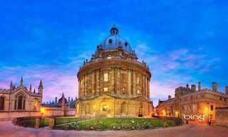 Uma Visita à Universidade de Oxford