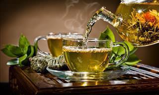 8 Benefícios Do Chá Verde Para A Saúde