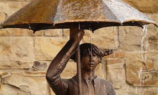 Piada do Dia: Quando Chove... (Adulta)