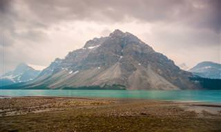 As Deslumbrantes Montanhas Rochosas Canadenses
