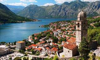Belos locais do Leste Europeu que merecem uma visita