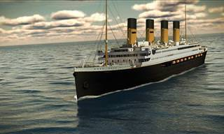 Conheça a Réplica do Navio Mais Famoso do Mundo: O Titanic!