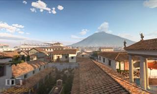 Saiba como foi o dia fatal da cidade Pompeia, na Itália!