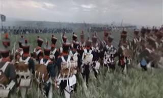 Veja como foi a Batalha de Waterloo em realidade virtual!