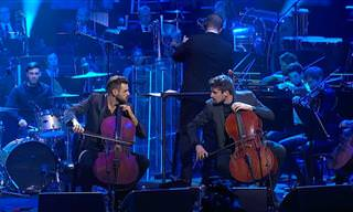 2Cellos interpretam Game of Thrones