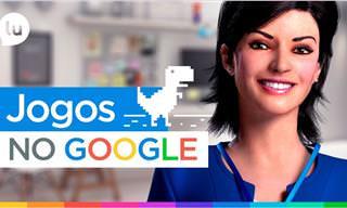 5 Jogos secretos do Google que você não conhecia!