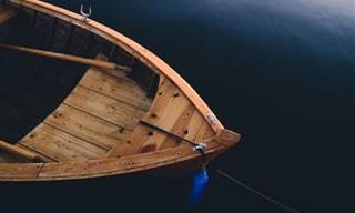 Sabedoria oriental: O Monge e a Canoa