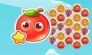 Combine as Frutas e Ganhe Pontos Neste Delicioso Jogo!