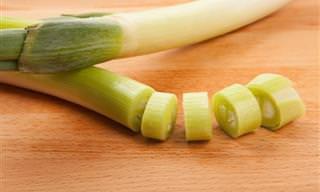 8 Ótimas razões para comer mais alho-poró